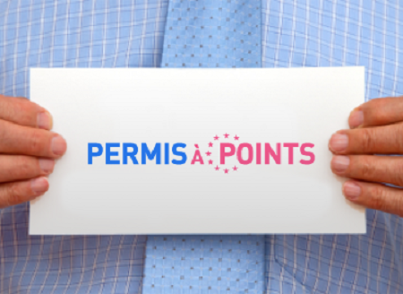 permis a points paris